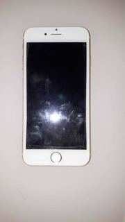 iPhone 6s Usado Dourado Em Bom Estado Mais Três Capinhas