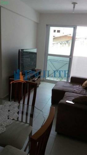2346 - Apartamento Para Vender, Manaíra, João Pessoa, Pb - 21973