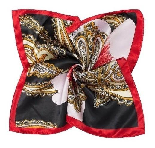 Pañuelos De Seda Pañuelo Mujer