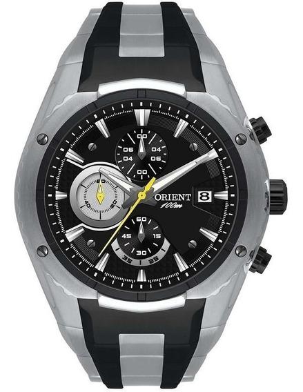 Relógio Orient Masculino Cronógrafo Mtssc007 P1ps