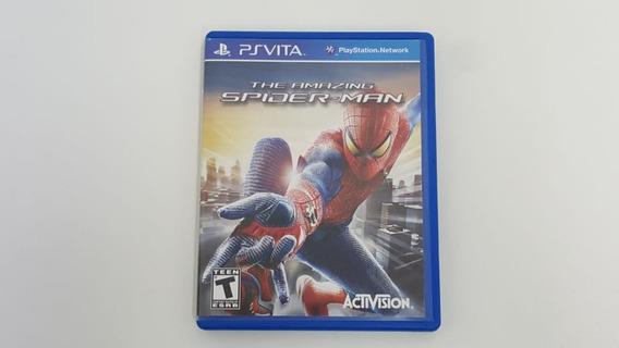 The Amazing Spider Man - Ps Vita - Original - Mídia Física