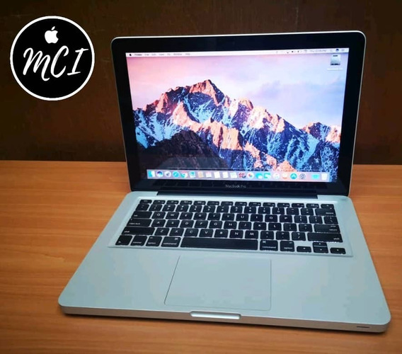 Macbook Pro 2011 13inch Core I7 Impecable Tienda Fisica Mci