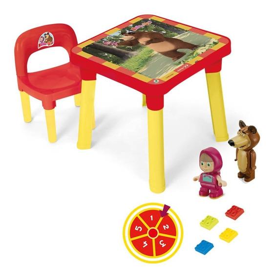 Masha E O Urso Mesinha Com Cadeira - Monte Líbano