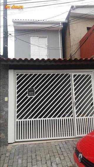 Sobrado Com 2 Dormitórios Para Alugar, 85 M² Por R$ 1.500/mês - Gopoúva - Guarulhos/sp - So0161