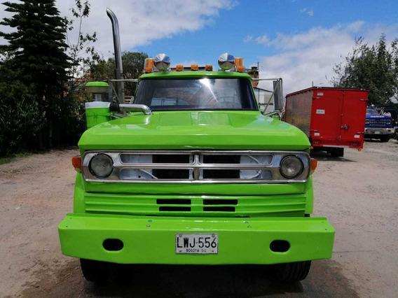 Vendo Camion D 500 Modelo 69 Con Motor Nissan 180