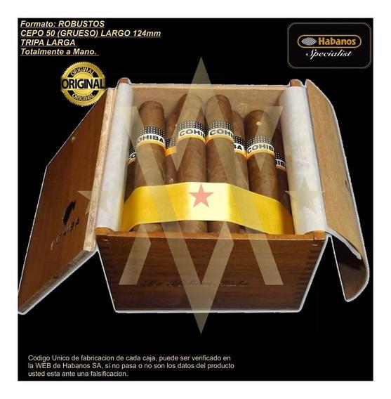 Habano Cohiba Robusto X 1 - Cigarros - Regalos