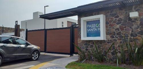Excelente Casa En Venta Paseos De Santa Fe Ii Corregidora