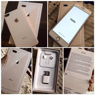 iPhone 8 Plus 256gb Rose Gold (seminuevo)