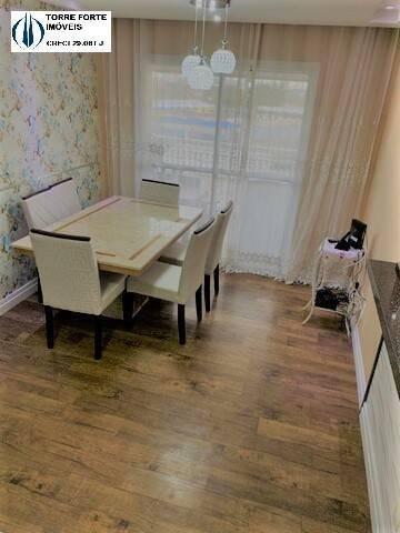 Imagem 1 de 15 de Apartamento Com 3 Dormitórios, Suíte, Varanda Grill E 1 Vaga No Belém - 2393
