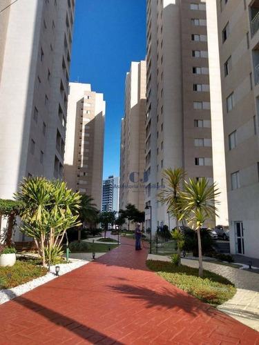 Apartamento Com 2 Dormitórios Para Alugar, 77 M² Por R$ 1.600,00/mês - Parque Morumbi - Votorantim/sp - Ap0912