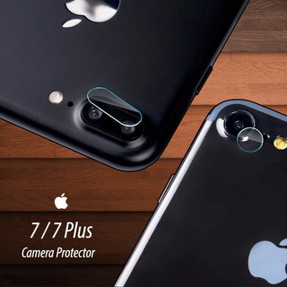 Protetor Lente Câmera iPhone 7 8 X Plus