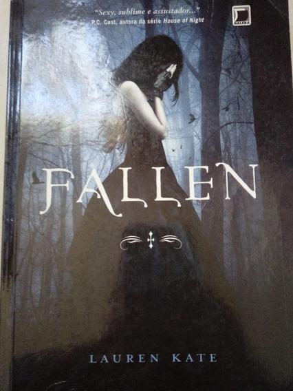 Coleção Com 4 Livros Fallen De Lauren Kate.