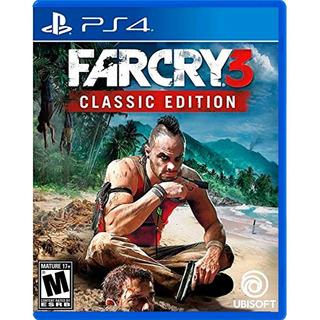 Far Cry 3 Classic Edition Para Ps4 (en D3 Gamers)
