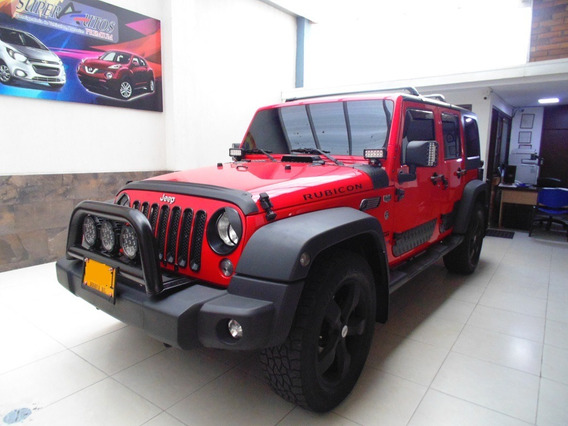 Jeep Wrangler Unlimited 2015 3.6