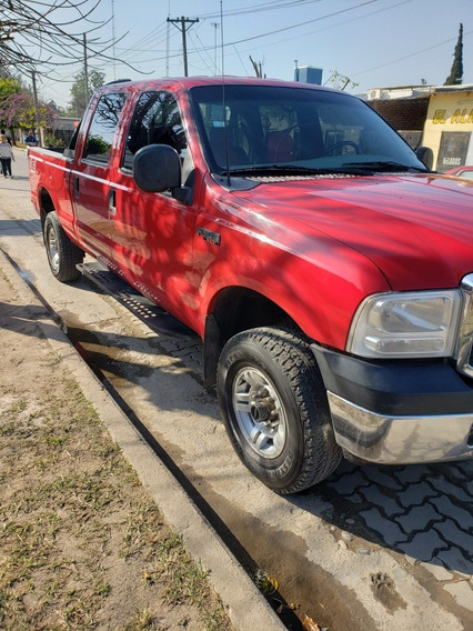 Ford F-100 2007 3.9 Cab. Doble Xlt 4x4