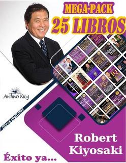Mega Pack 25 Libros De Robert Kiyosaki