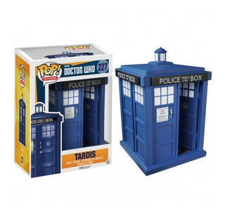 Funko Pop! Doctor Who Tardis 227
