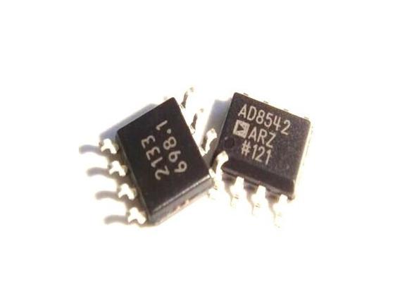 Ad8542 Circuito Integrado Smd Ad8542 Arz ( Kit C/ 5 Peças)