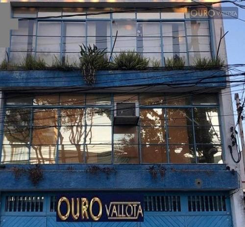 Prédio À Venda, 556 M² Por R$ 1.250.000,00 - Alto Da Mooca - São Paulo/sp - Pr0215