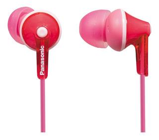 Auriculares Panasonic ErgoFit RP-HJE125 rosa
