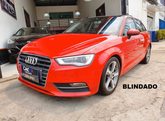 Audi A3 Sportback 1.8 Tfsi Blindada!!! Otima Oportunidade!!!