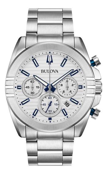 Reloj Bulova Para Caballero Modelo: 96b307 Envio Gratis
