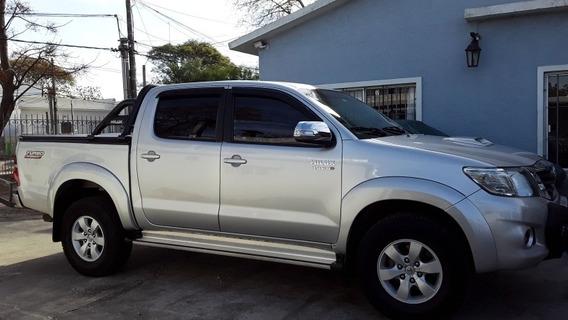 Toyota Hilux 3.0 Srv Tdi 171cv 4x2 - B3 2015