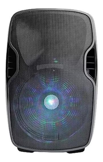 Caixa De Som Amplificada 15 500w Sp263 Multilaser