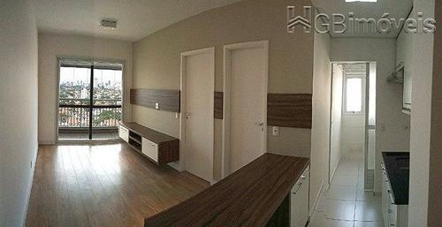 Imagem 1 de 15 de Apartamento - Brooklin  - Ref: 11096 - L-c-lumen2020