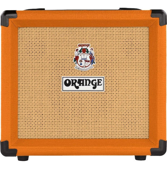 Amplificador Para Guitarra Orange Crush 12 12w Rd Music