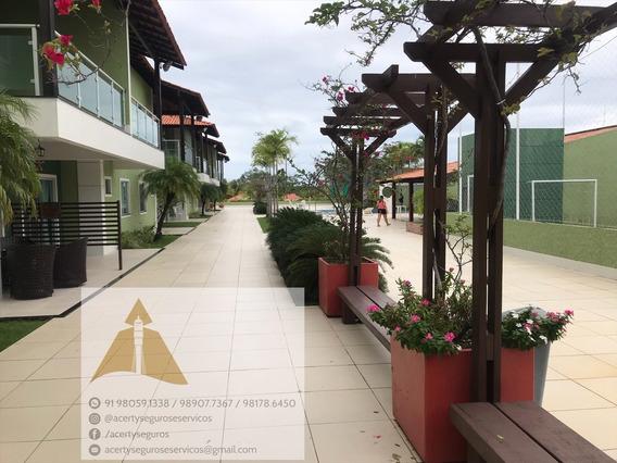 Excelente Apartamento No Melhor Condomínio De Salinópolis