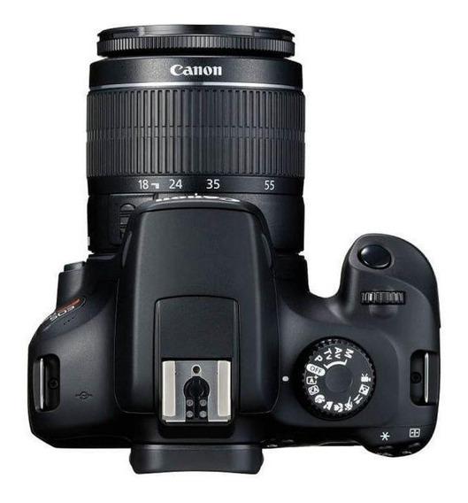 Câmera Canon Digital Profissional Rebel T100 Fabrica Brasil