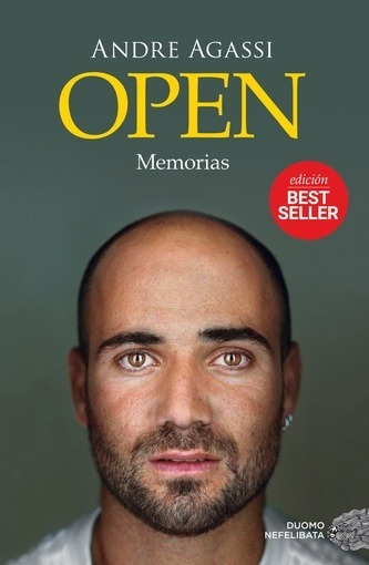 Open - Andre Agassi