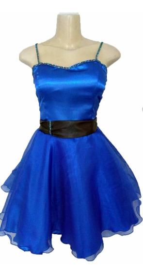 Vestido Debutante 15 Anos Formatura E Damas