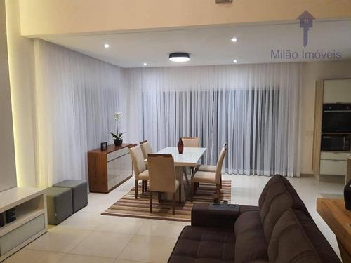 Imagem 1 de 25 de Sobrado 3 Dormitórios À Venda, 230 M², Condomínio Aldeia Da Mata, Itapeva Em Votorantim/sp - So0522