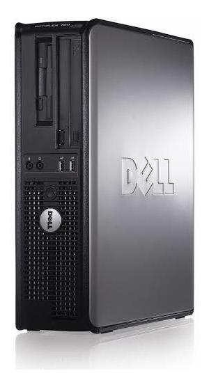 Pc Desktop Dell Optiplex 760 Intel Core2 Duo E7500 Computado