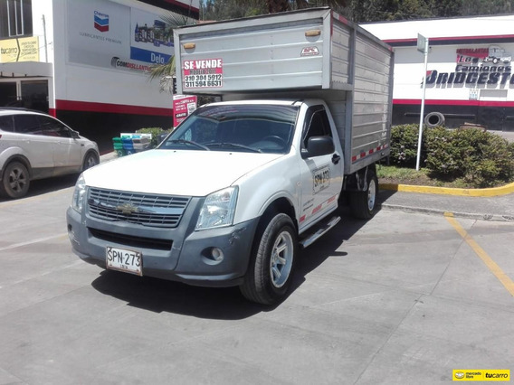 Furgón Chevrolet Luv Dimax 2011