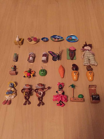 Coleção Imãs De Geladeira -23 Unidades