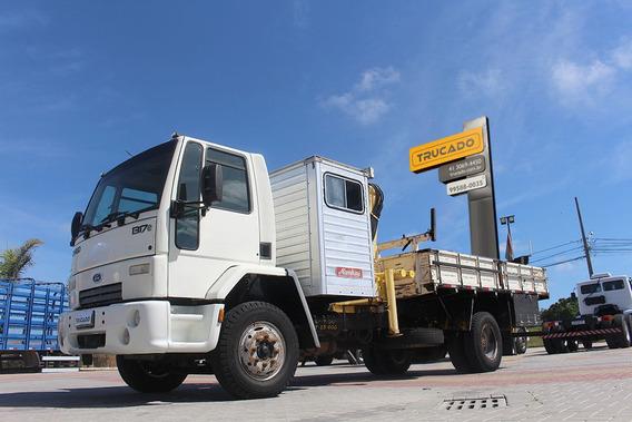 Ford Cargo 1317 Toco 2011 Munck Rodomaq = Mb 1418 1634 1718