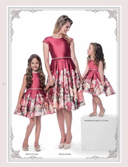 Vestido Petit Cherie Mãe E Filha (2 Peças) 26.12.31004