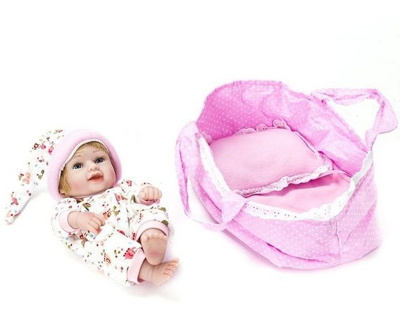 Boneca Bebê Reborn Menina Linda Kaydora Amanda Original