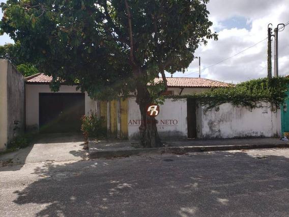 Casa Com 3 Dormitórios Para Alugar Por R$ 1.300/mês - Parque Manibura - Fortaleza/ce - Ca0161