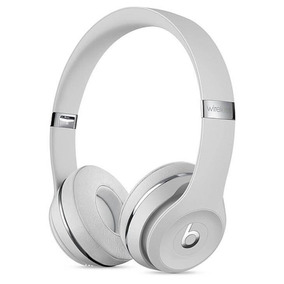 Fone De Ouvido Beats Solo 3 Wireless, Prata - Muh52ll/a