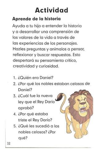 Libro Infantil De Historias Biblicas Daniel Y Los Leones Mercado Libre