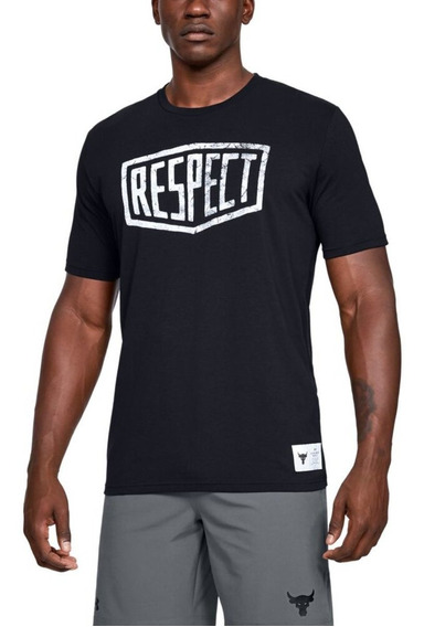 Remera Project Rock Graphic Under Armour