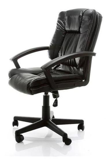 Cadeira De Escritório Mid Task Preta