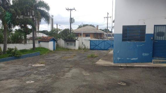 Terreno Zr-2 À Venda, 3984 M² Por R$ 3.800.000 - Atras Do Trieste - Santa Felicidade - Curitiba/pr - Te0048
