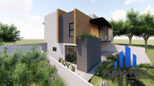 Casa Em Construção Condomínio Com 4 Suítes E Área Gourmet Completa - 712