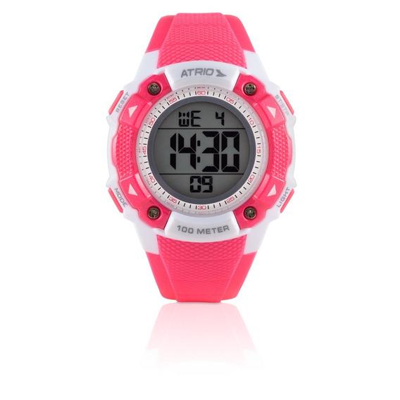 Relógio Feminino Iridium Rosa - Atrio - Es097