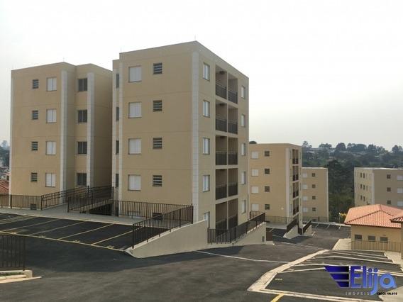 Apartamento No Centro De Cotia Pronto Para Morar - Ap1512